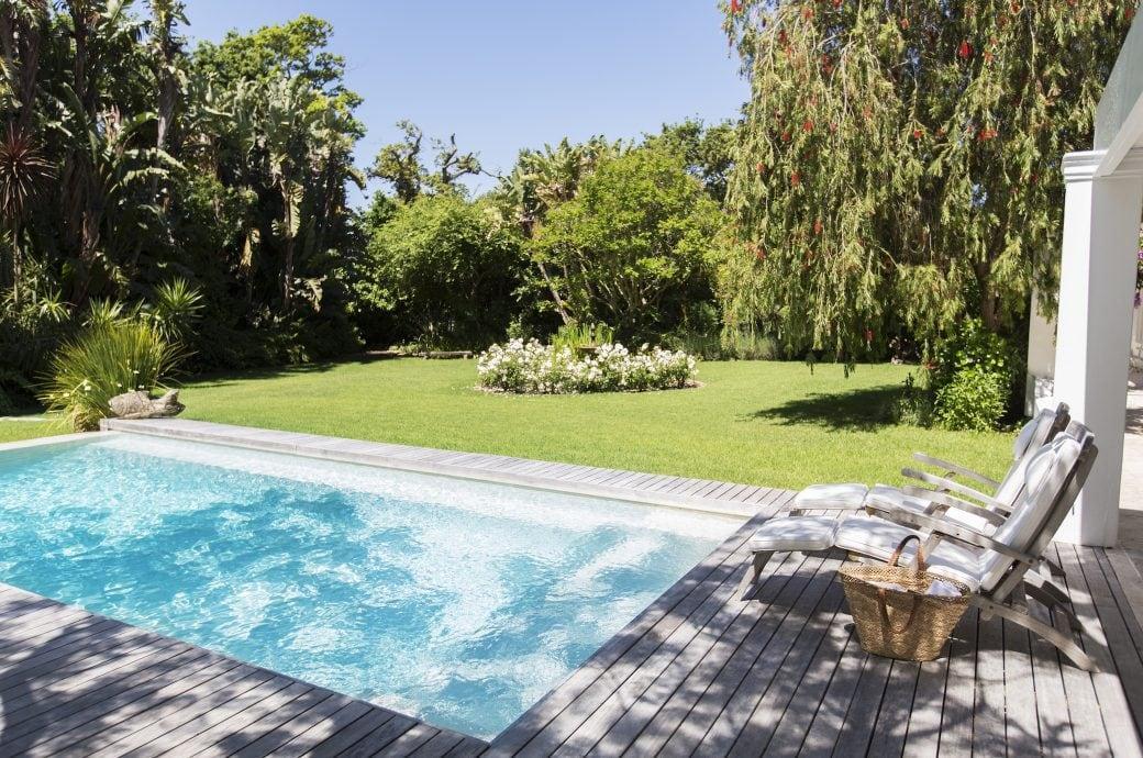 Garten Mit Schwimmbad Gestalten