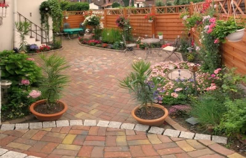 Garten Ohne Rasen Bilder