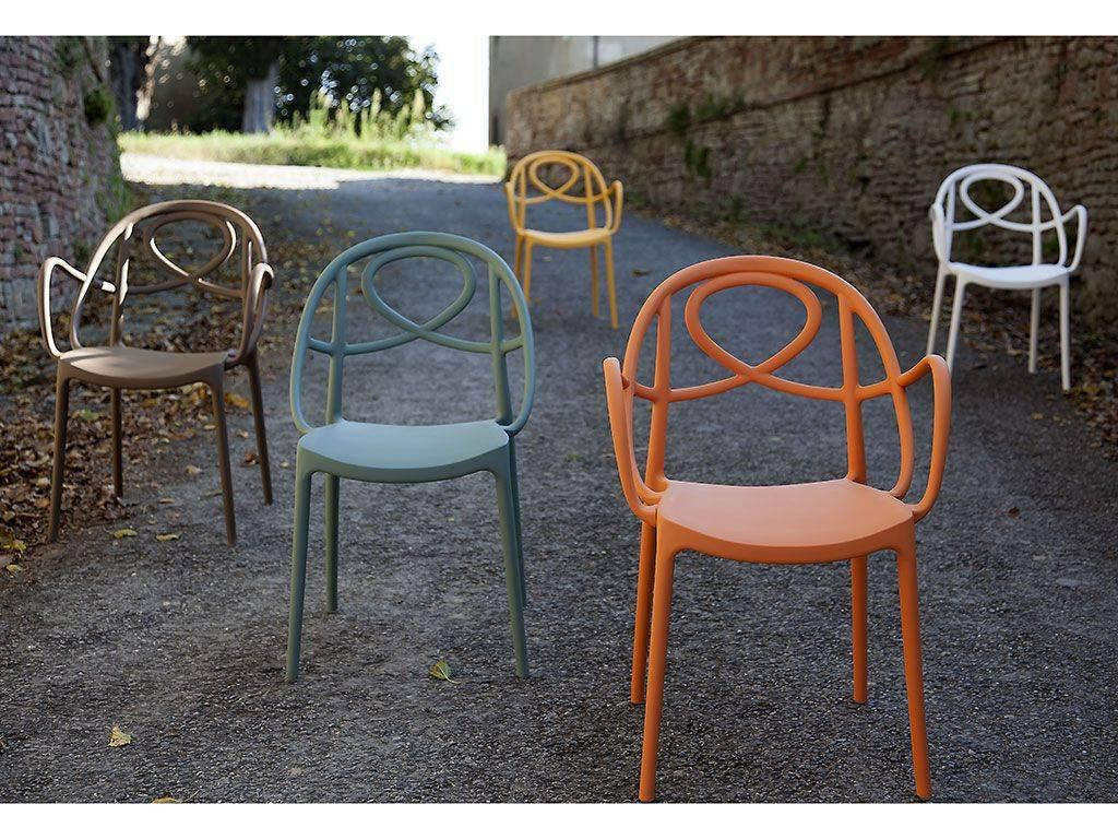 Garten Plastik Stuhl