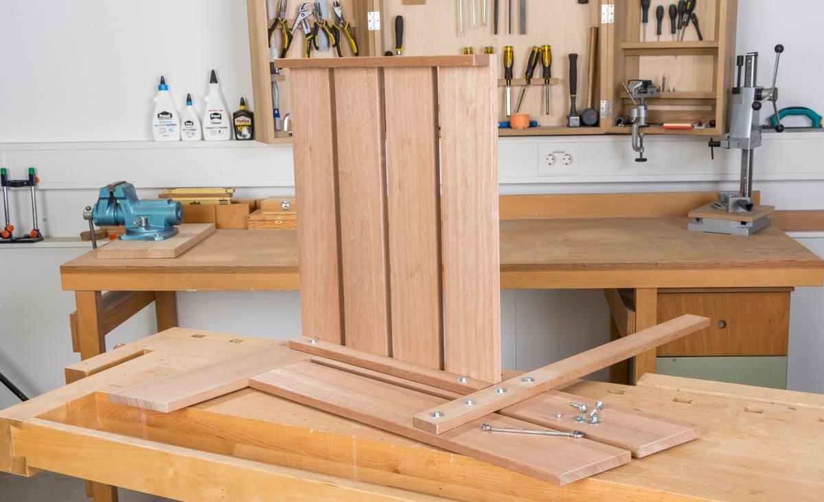 Garten Relaxsessel Holz