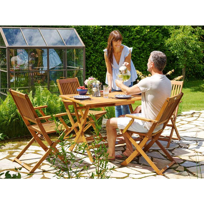 Garten Sitzgruppe Holz