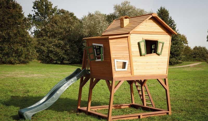 Garten Spielhaus Für Große Kinder