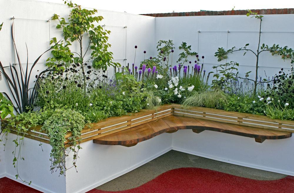 Garten Terrasse Anlegen