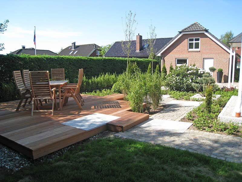 Garten Terrasse Pflastern