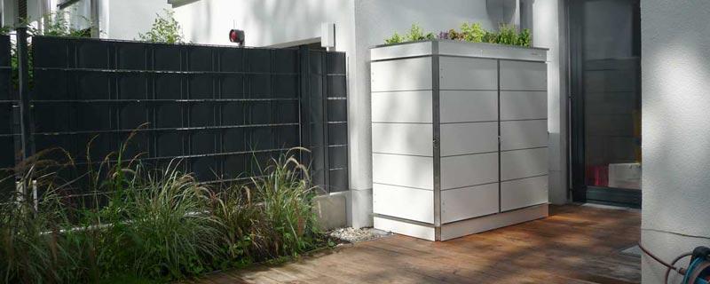 Garten Unterstand Modern