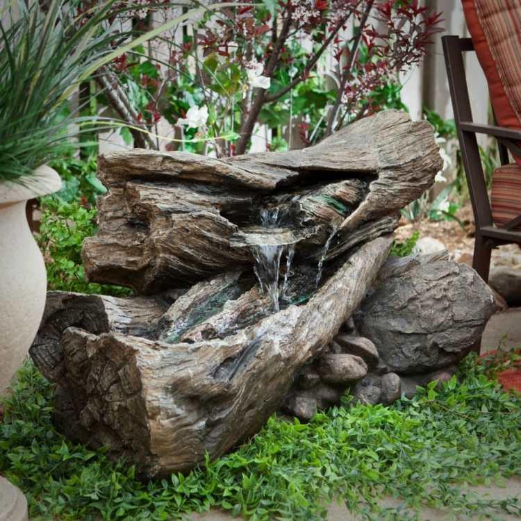 Garten Wasserspiel Brunnen