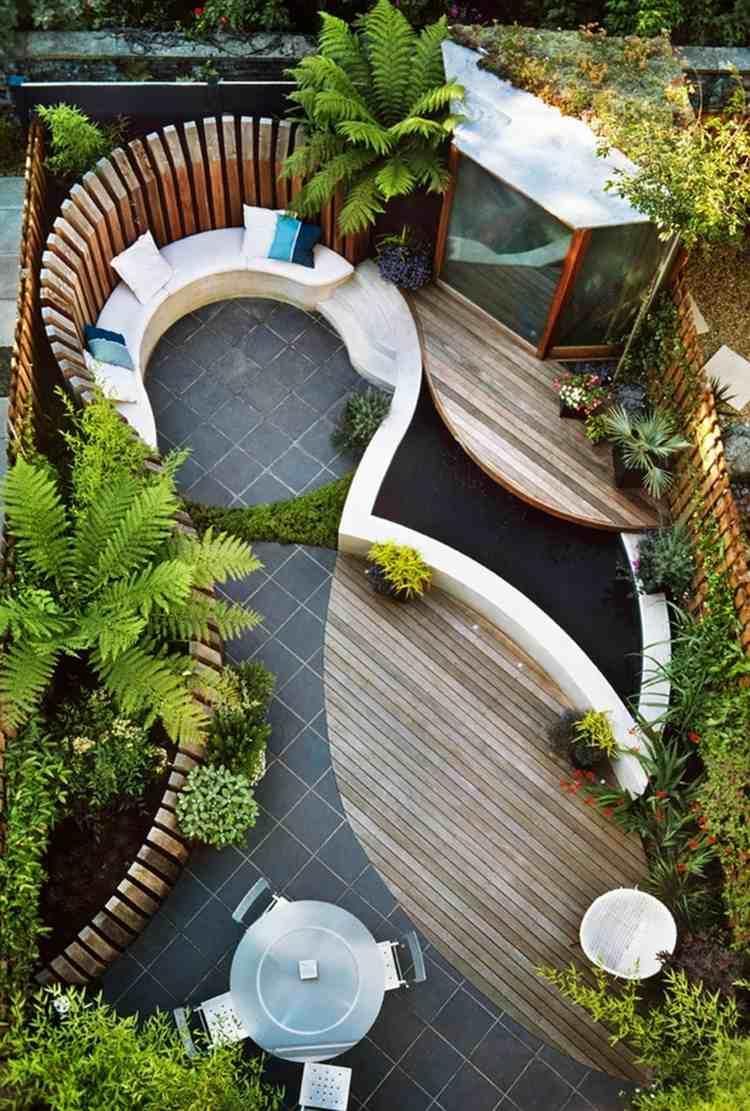 Gartenanlagen Kleine Gärten