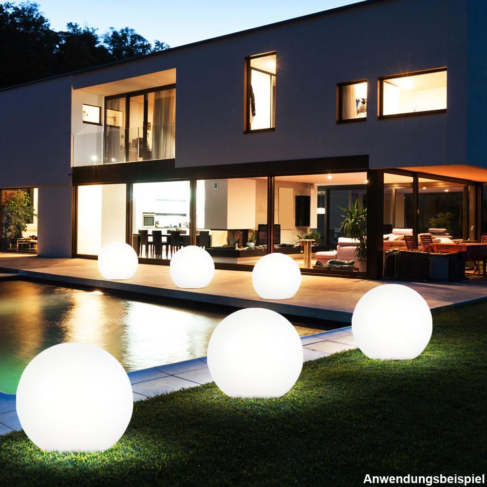 Gartendeko Led Leuchten
