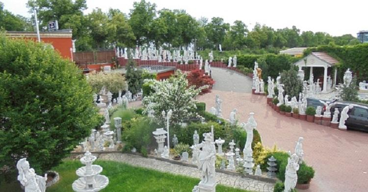Gartenfiguren Groß Für Außen