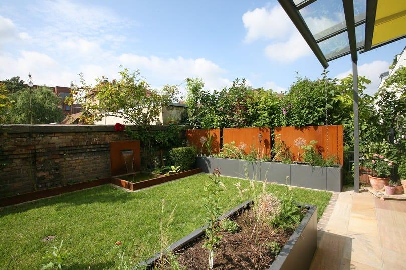 Gartengestaltung Kleine Gärten Bilder