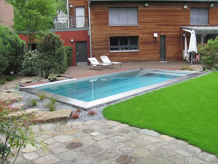 Gartengestaltung Mit Pool Ideen