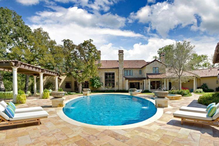 Gartengestaltung Mit Pool