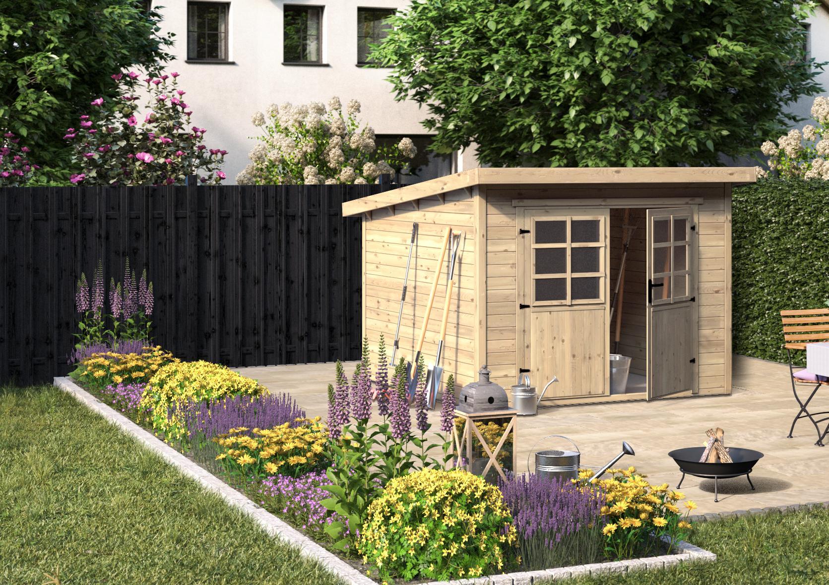 Gartengestaltung Modern Ideen Bilder
