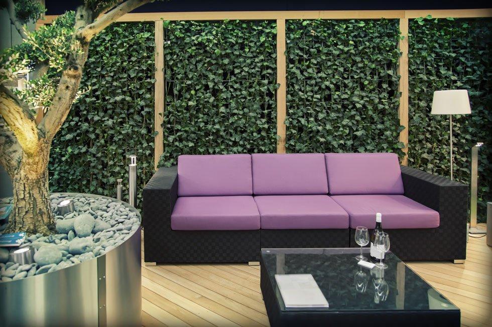 Gartengestaltung Sichtschutz Ideen Bilder