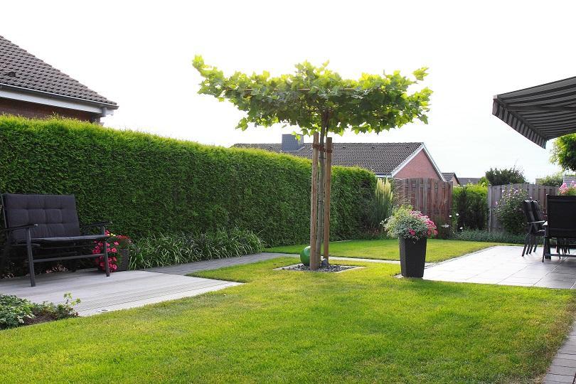 Gartengestaltung Vorgarten Modern