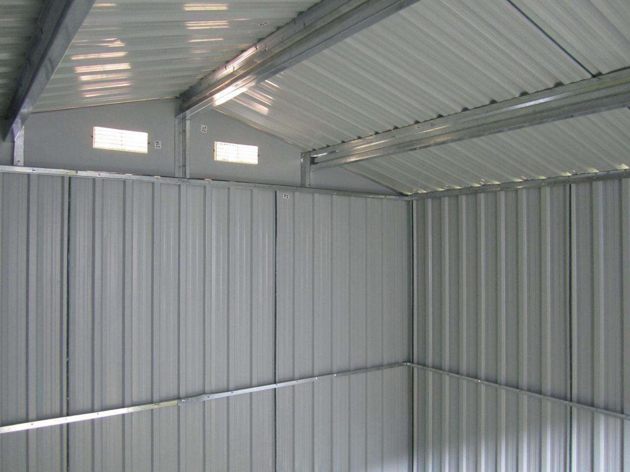 Gartenhaus 3×3 Meter