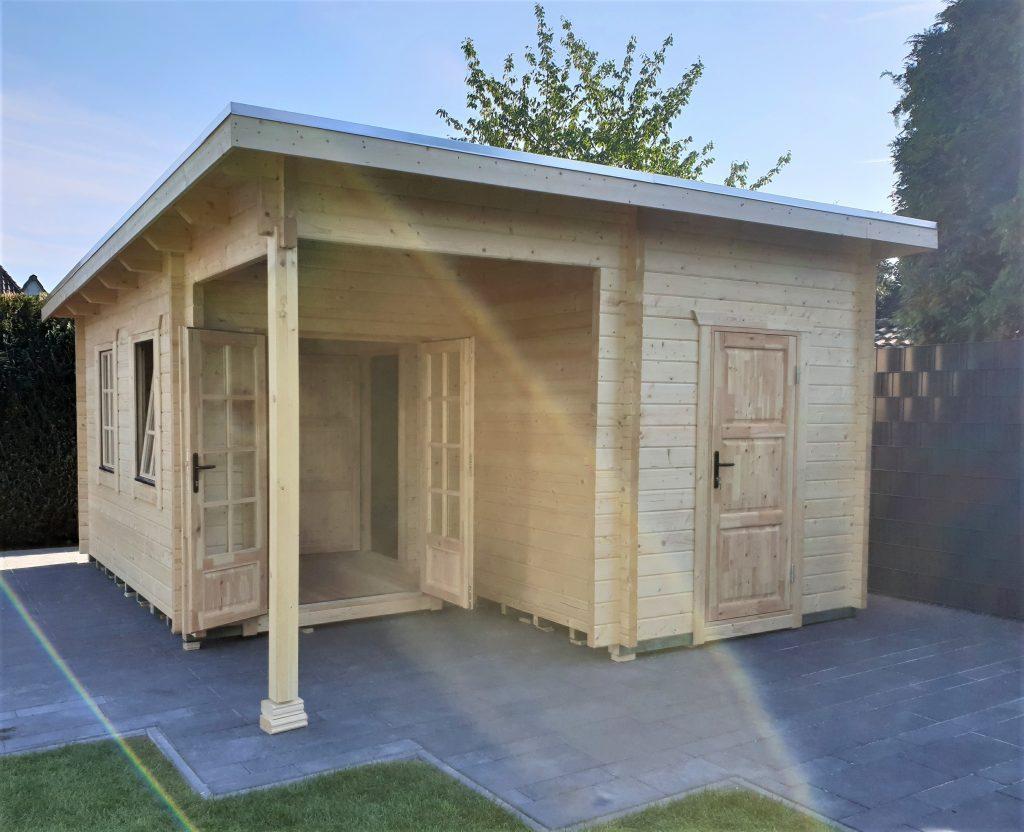 Gartenhaus Bauen Holz