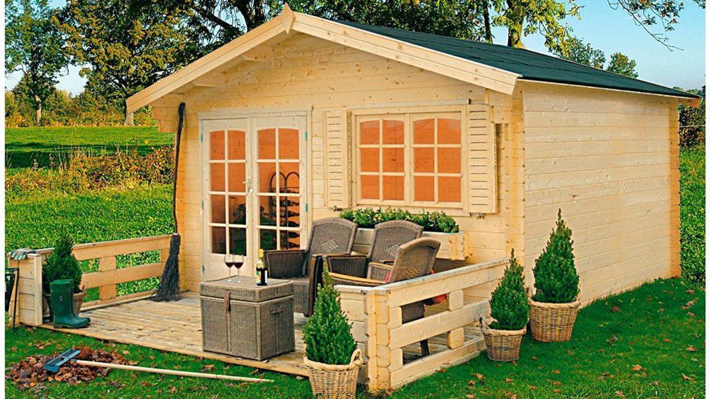 Gartenhaus Holz Günstig Kaufen