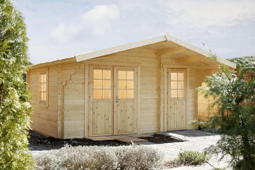 Gartenhaus Kaufen Holz