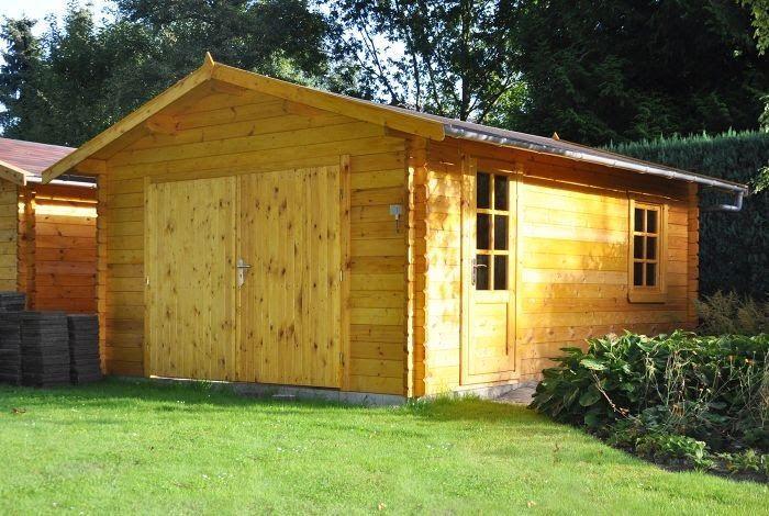 Gartenhaus Mit Sauna Aus Polen