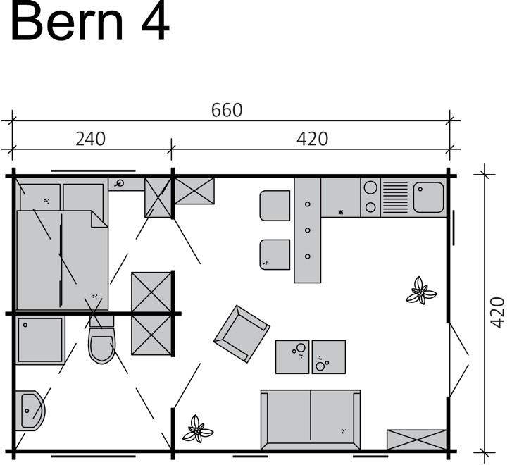 Gartenhaus Mit Sauna Grundriss