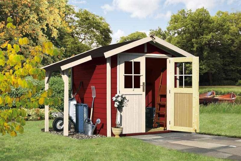 Gartenhaus Mit Schlafboden Gebraucht