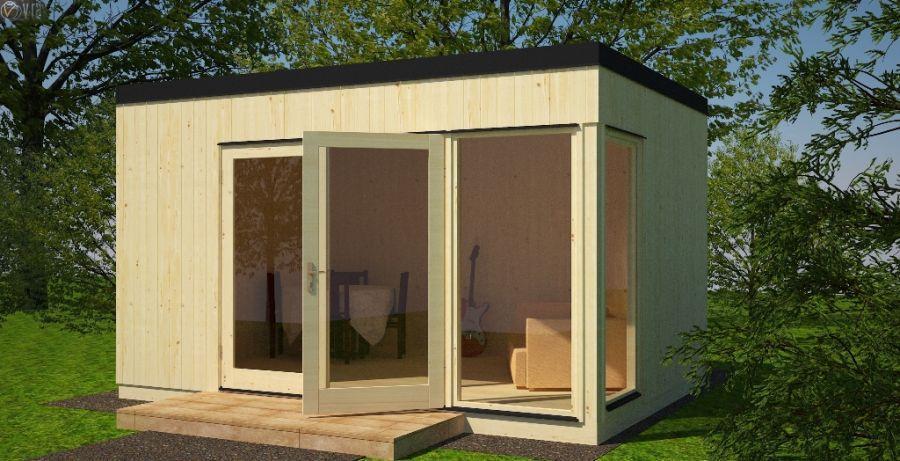 Gartenhaus Modern Günstig