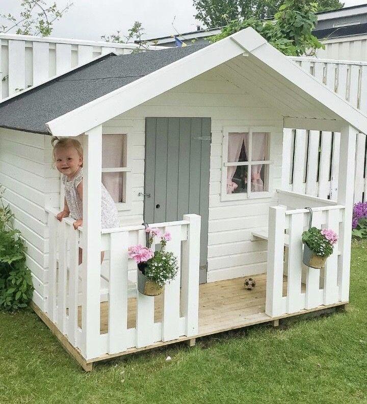 Gartenhäuschen Kinder Holz