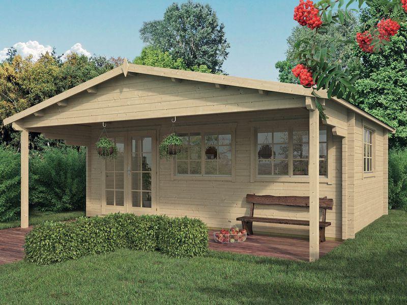 Gartenhäuser Aus Holz Kaufen