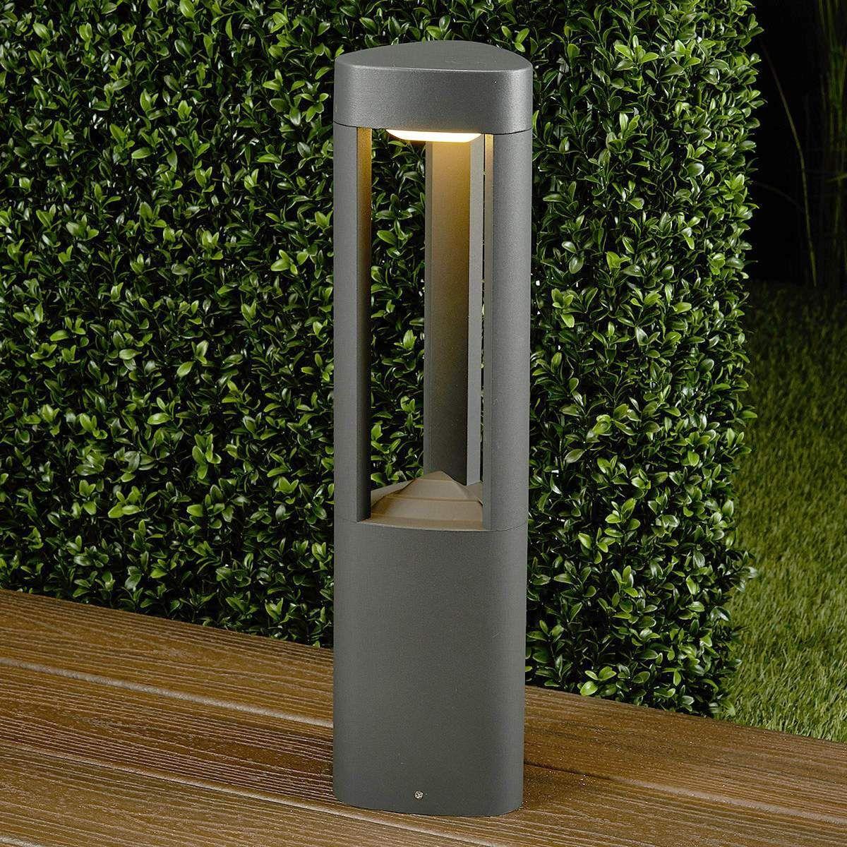 Gartenlampe Mit Steckdose