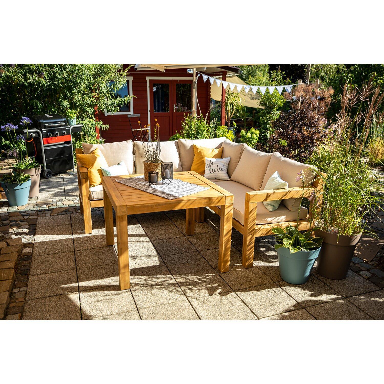 Gartenmöbel Eckbank Esstisch