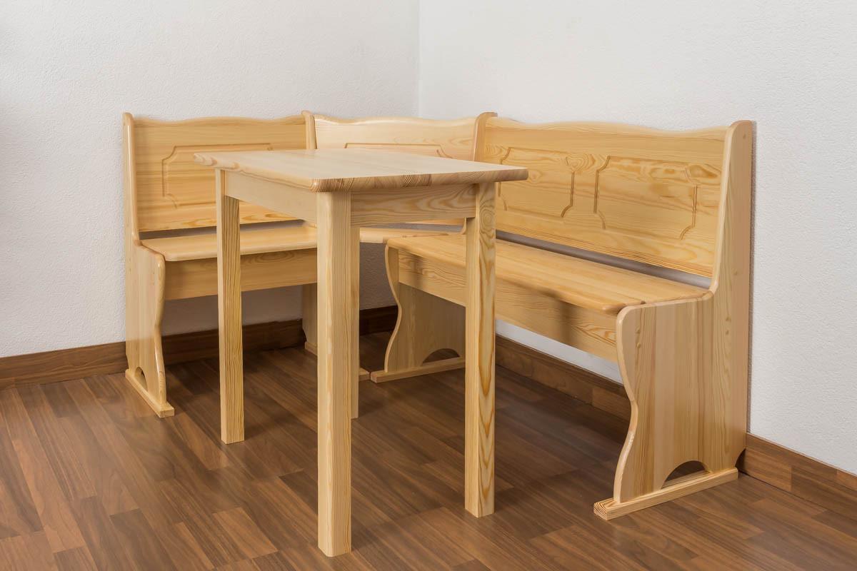 Gartenmöbel Eckbank Holz Massiv