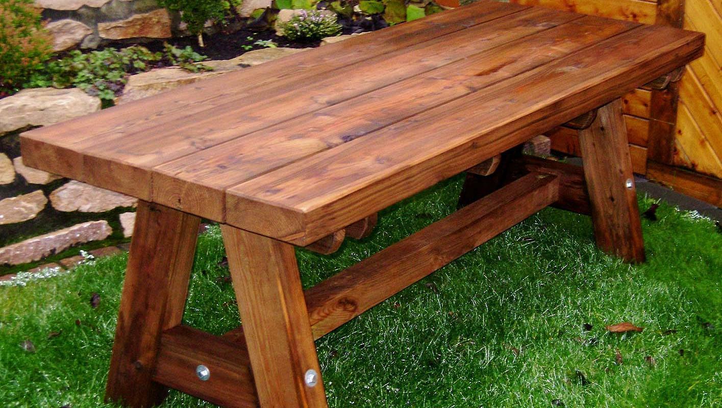 Gartenmöbel Holz Modern