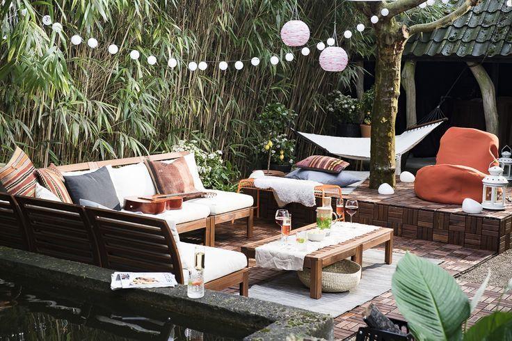 Gartenmöbel Ikea Lounge