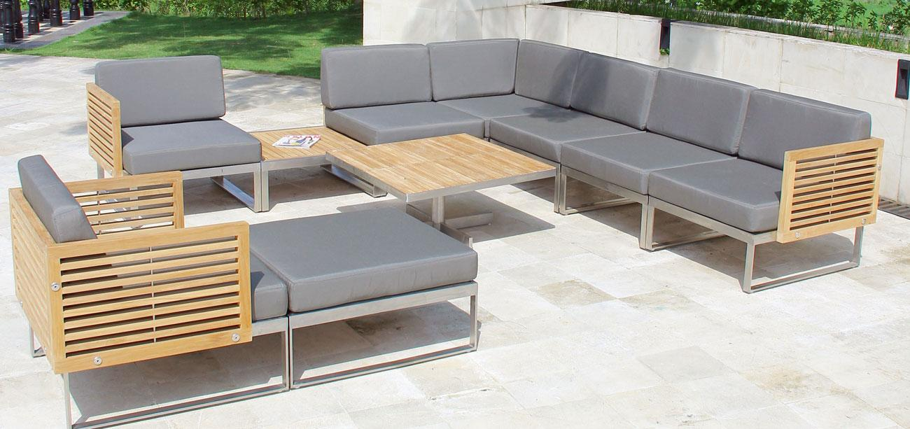 Gartenmöbel Modern Lounge