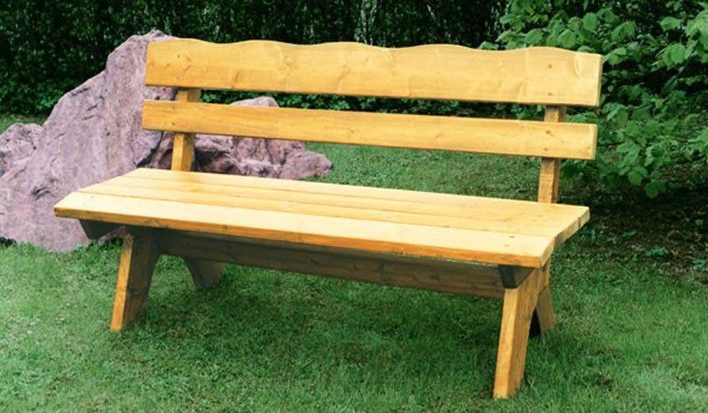 Gartenmöbel Set Holz Massiv