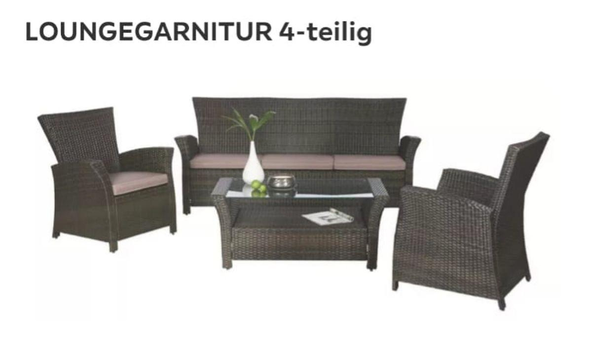 Gartenmöbel Set Lutz