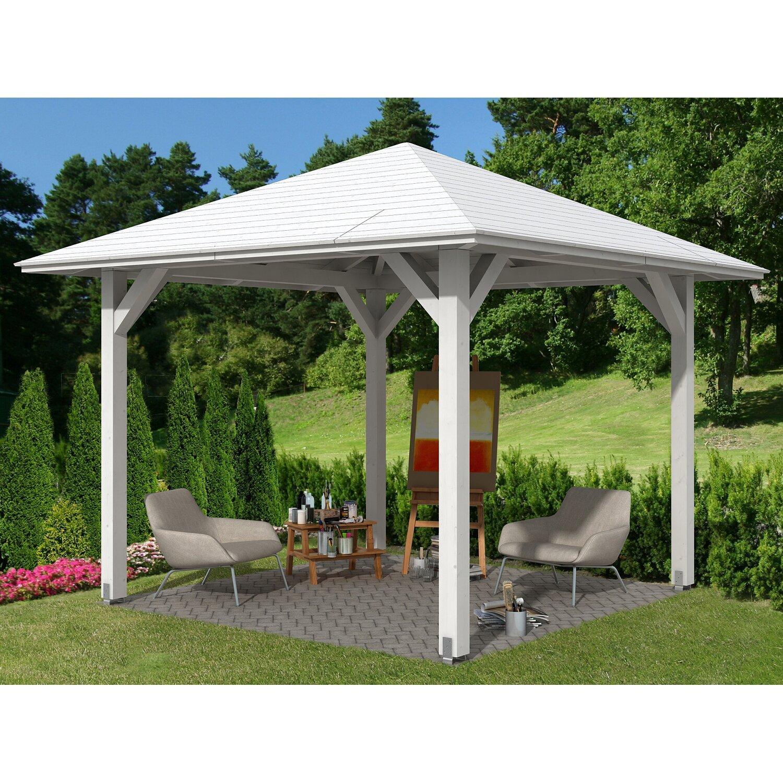 Gartenpavillon Holz Modern