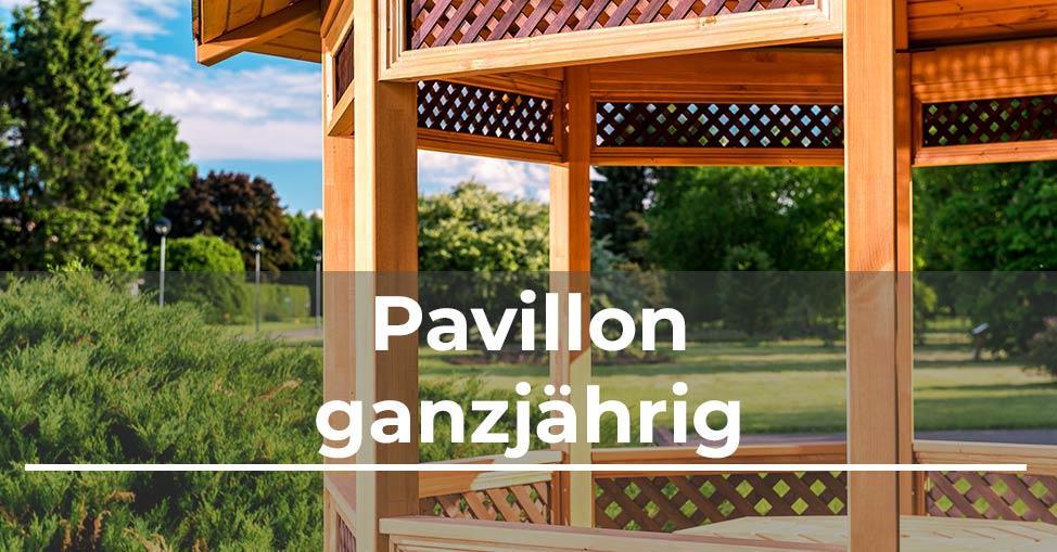 Gartenpavillon Metall Geschlossen