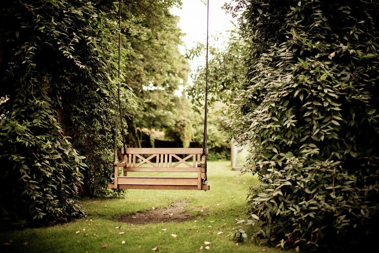 Gartenplanung Garten Aufteilung