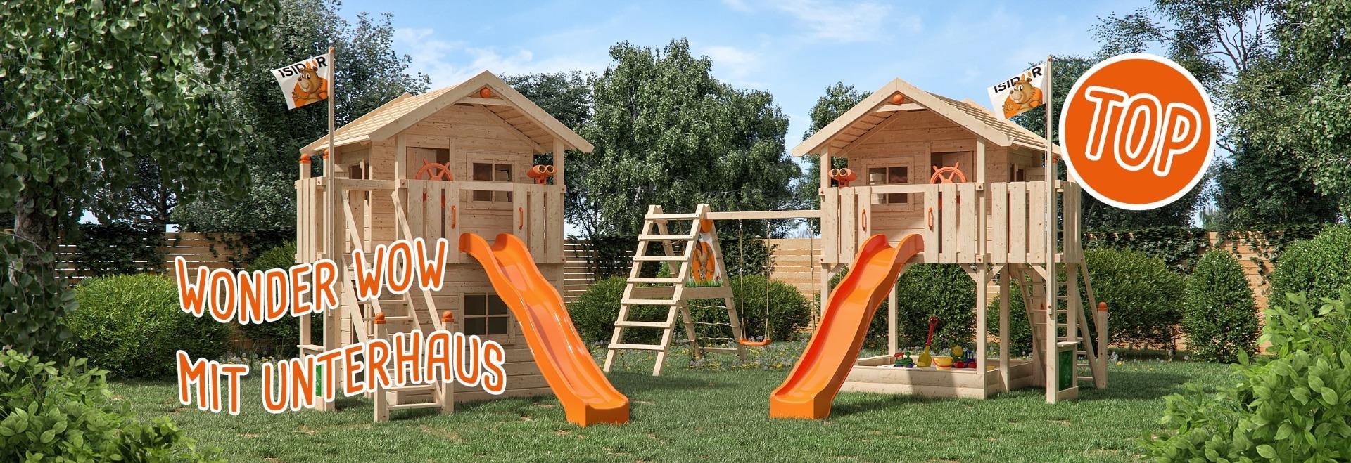 Gartenschaukel Holz Kinder