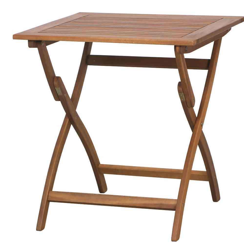 Gartentisch 70×70 Klappbar