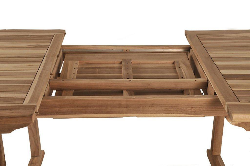 Gartentisch Ausziehbar Holz