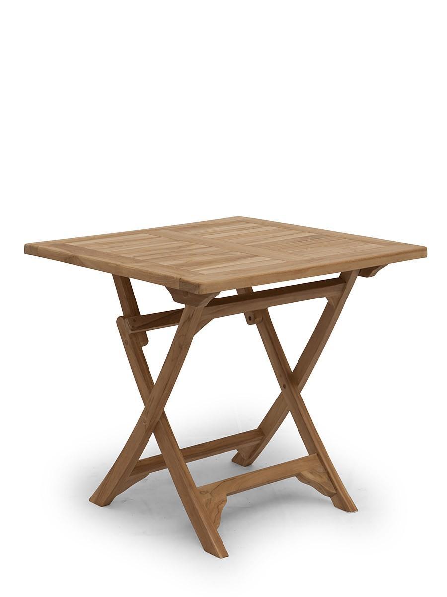 Gartentisch Holz Massiv