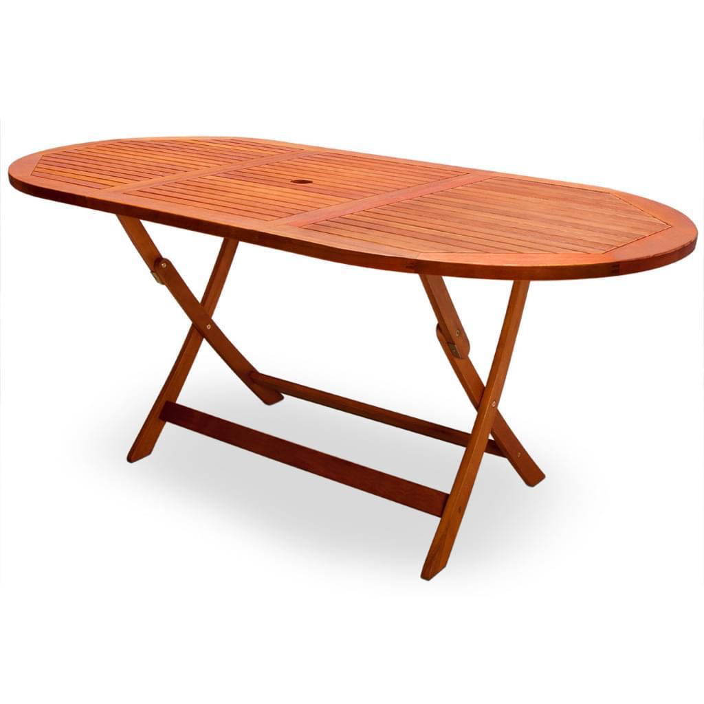 Gartentisch Klappbar Holz