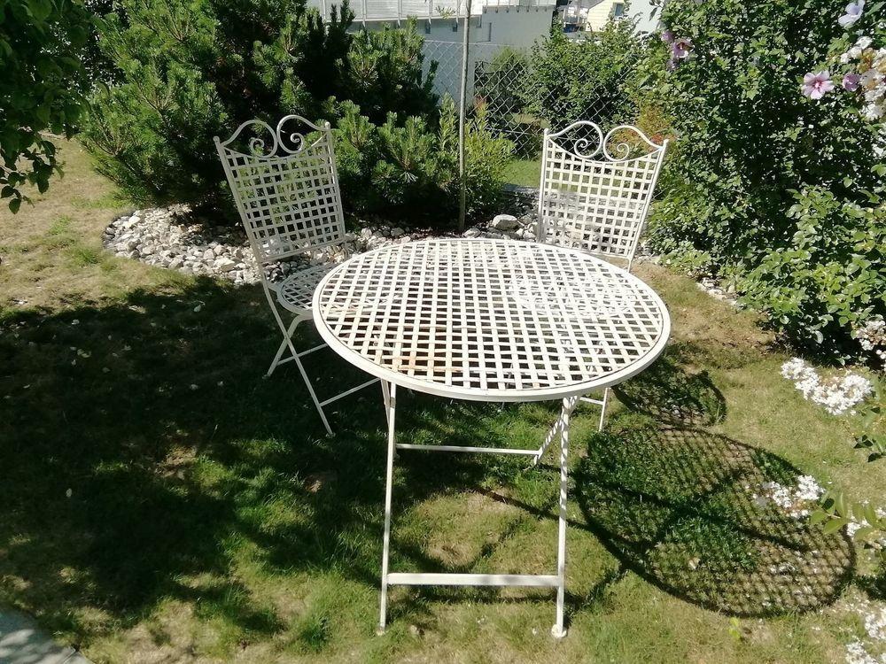 Gartentisch Mit Stühlen Klappbar