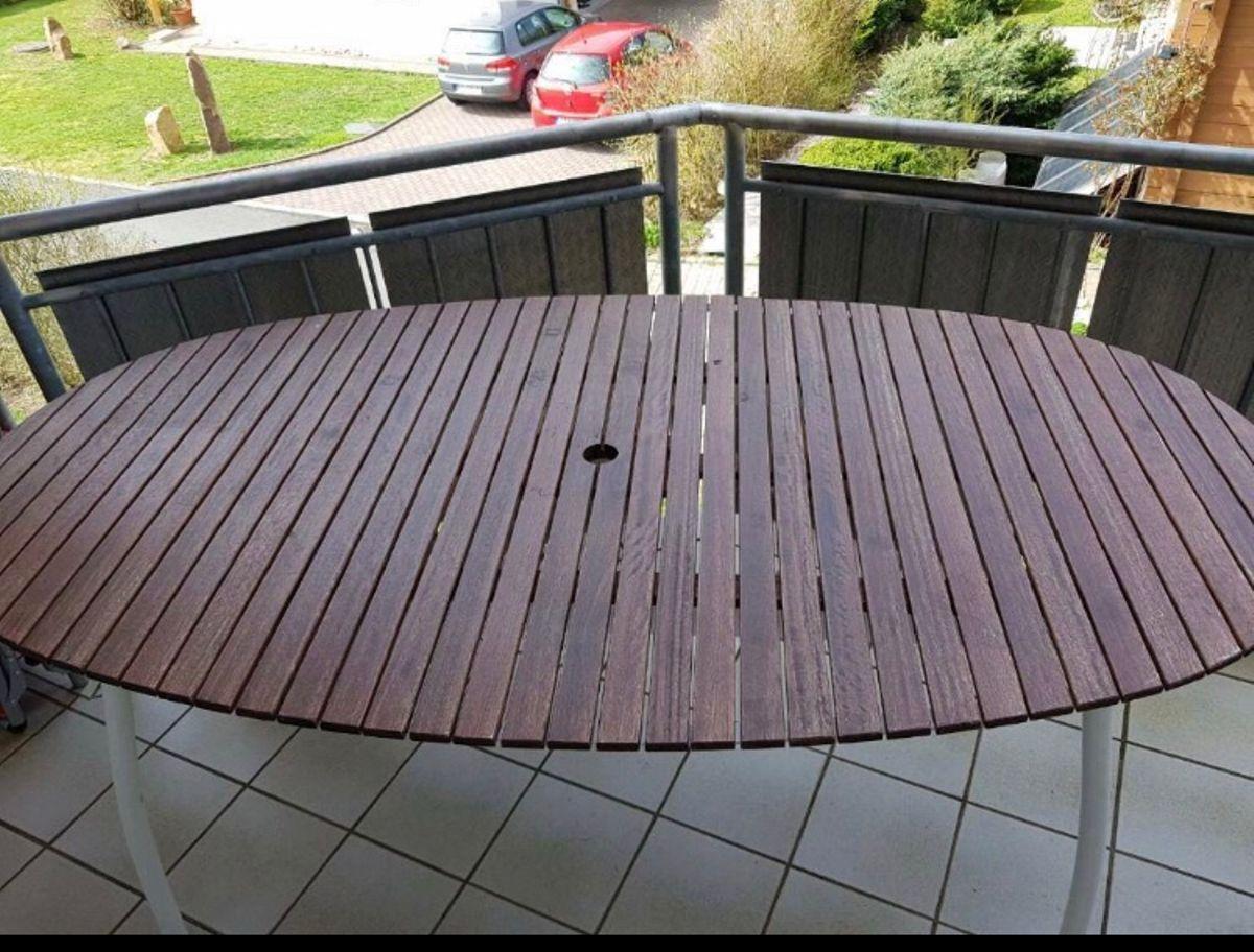 Gartentisch Rund Ikea