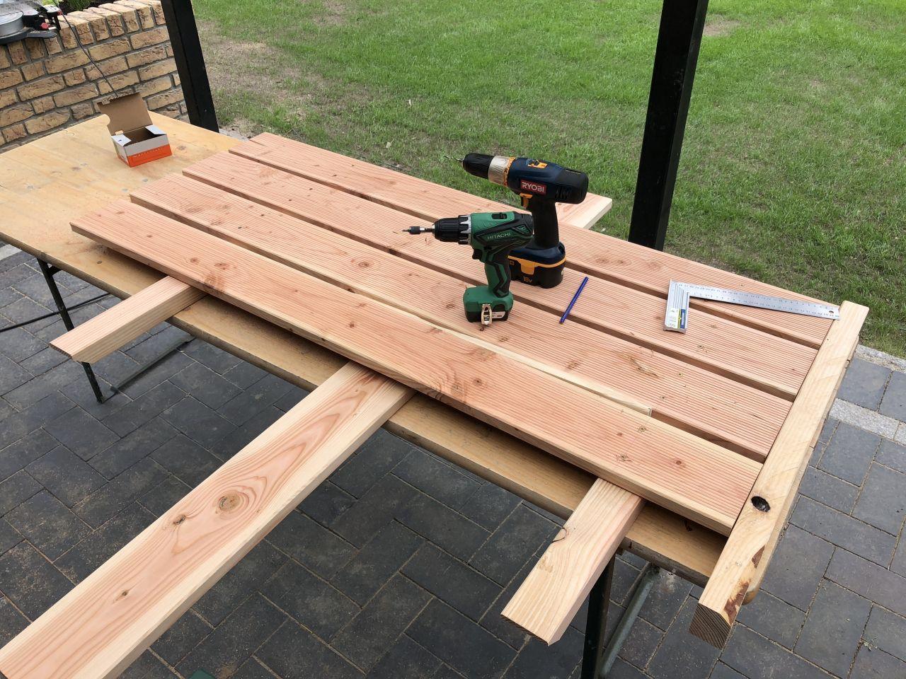 Gartentor Holz Bauen