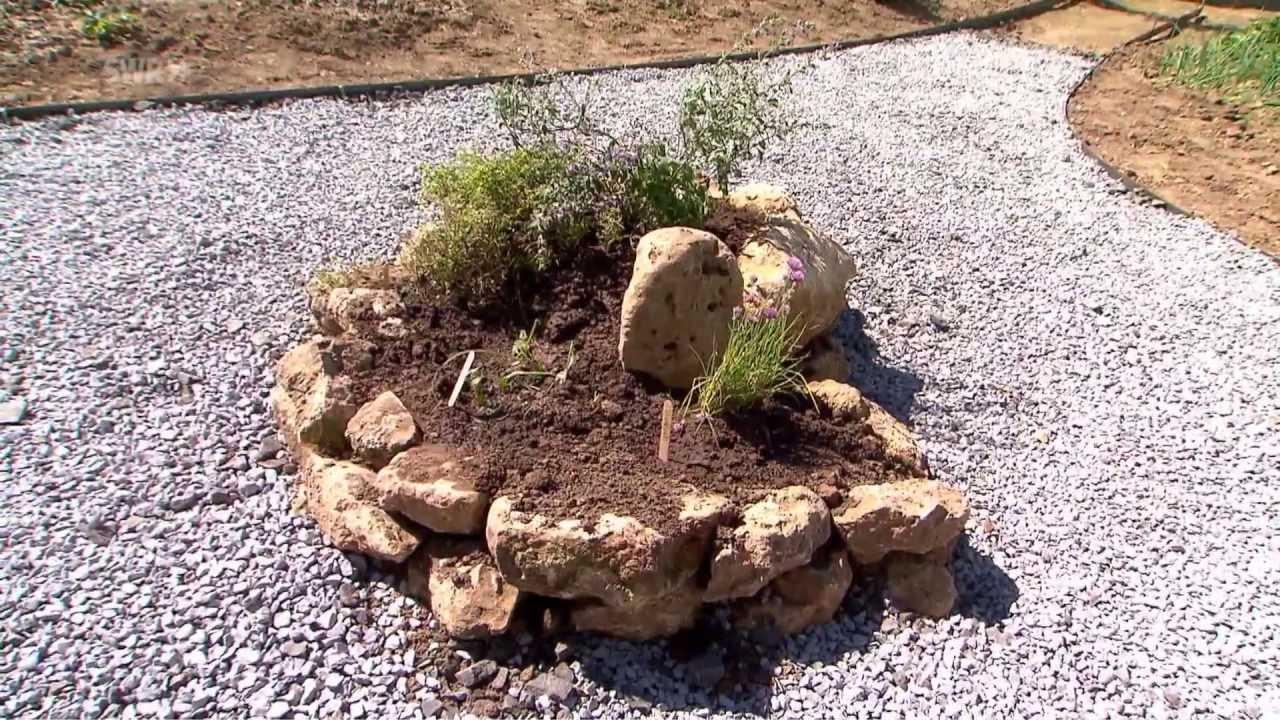 Gartenweg Gestalten Mit Steinen