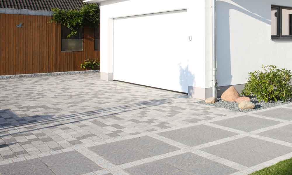 Gartenweg Pflastern Modern